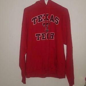Texas Tech Pullover Sweater